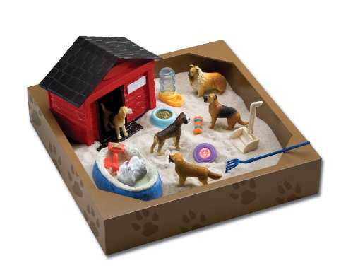 Dog Playset - My Little Sandbox - Doggie Day Camp Play Set