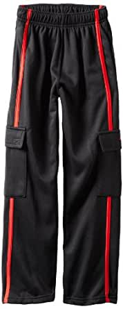 Russell Athletics - Kids Big Boys' Fleece Pant, Black, 10/12