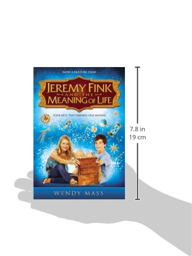 Jeremy fink and the meaning of life wendy mass 9780316209007 jeremy fink and the meaning of life wendy mass 9780316209007 amazon books fandeluxe Images