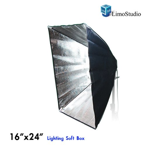 LimoStudio 16'' x 24'' Digital Photography Studio Video Fluorescent Light Soft Box, AGG883 by LimoStudio