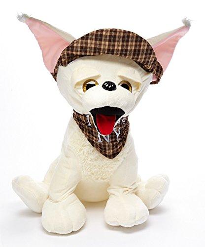 Brown Chihuahua - BUBBY AIR Stuffed Brown Chihuahua Plush