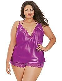 Amazon.com: Plus Size - Lingerie Sets / Women: Clothing, Shoes ...