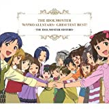 765Pro Allstars - The Idolm@Ster 765Pro Allstars+ Gre@Test Best! The Idolm@Ster History [Japan CD] COCX-38070
