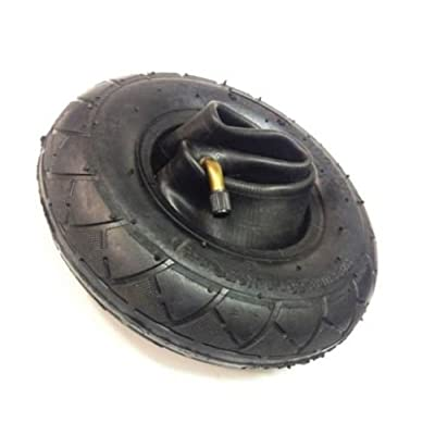 Qind 200 x 50 Tire & Inner Tube Razor E100 E150 E200 eSpark Crazy Cart Scooters # W13112099045, W25143499070 : Sports & Outdoors