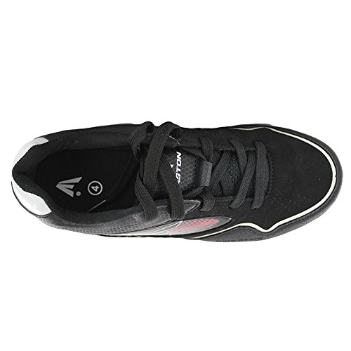 Easton Boys Black Baseball Cleats with Inserts (5) - Image 2