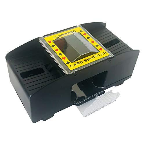 (YH Poker Casino 2-Deck Automatic Card shuffler)