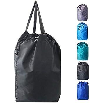 Amazon Com Nylon Laundry Bag Locking Drawstring Closure