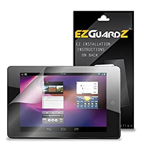 (1-Pack) EZGuardZ Screen Protector for Alcatel OneTouch Evo 8HD Tablet (Ultra Clear)