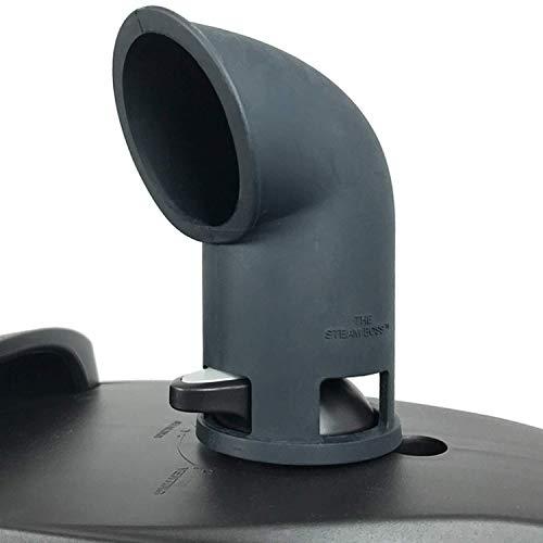 The Steam Boss - Steam Diverter | Instant Pot Accessories 3 mini 6 Qt 8 Quart | Kitchen accessory for most pressure cookers, Ninja Foodi/Instapot/Crock Pot/Power Pressure Cooker XL, more | Home/RV