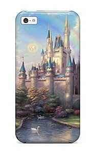 ZippyDoritEduard Case Cover For Iphone 5c - Retailer Packaging Cinderella Castle Protective Case
