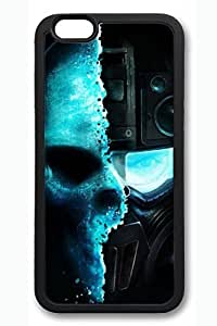 Cool Skull Sniper Slim Soft Cover Case For Samsung Galsxy S3 I9300 Cover PC Black Cases