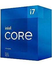Intel Core i7-11700F 11. Nesil Masaüstü İşlemci (Temel Frekans: 2.5GHz Tuboost: 4.8GHz, 8 çekirdekli, LGA1200) BX8070811700F