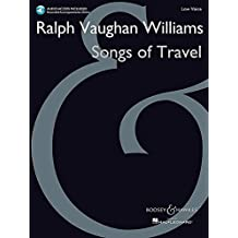 Songs of Travel: Low Voice New Edition with Online Audio of Piano Accompaniments