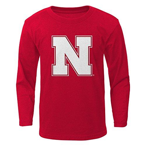 Ncaa Nebraska Cornhuskers Golf Tee (NCAA Nebraska Cornhuskers Boys Rp ls tee
