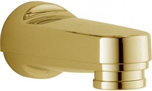 Delta Faucet RP17453PB Tub Spout for Pull-Down Diverter, Polished Brass