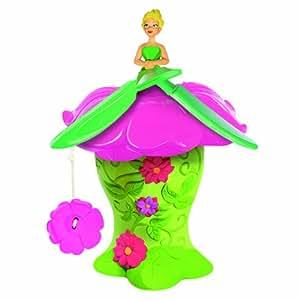 Flair Disney Fairies - Muñeca voladora, diseño de Campanilla