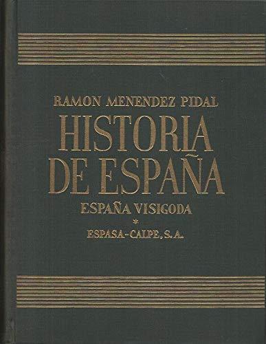 Historia de España: Amazon.es: MENENDEZ PIDAL, RAMÓN: Libros