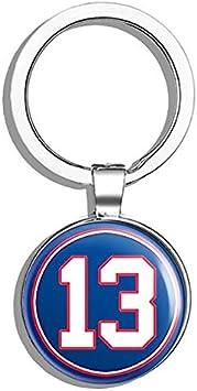 Odell Beckham New York Giants Leather Handbag Purse
