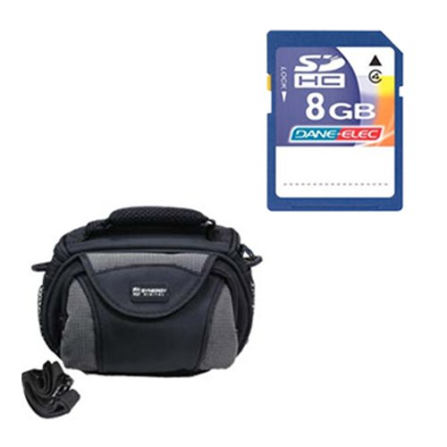 Panasonic HC-V750K Camcorder Accessory Kit includes: KSD48GB Memory Card, SDC-26 Case by Synergy Digital