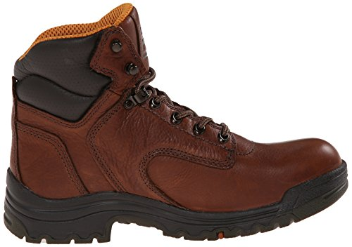 Timberland Pro Womens 55398 Titan 6 Soft-Toe Boot,Brown,5.5 W