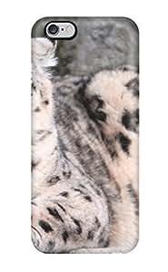 Andrew Cardin's Shop Cute High Quality Iphone 6 Plus Snow Leopard Case