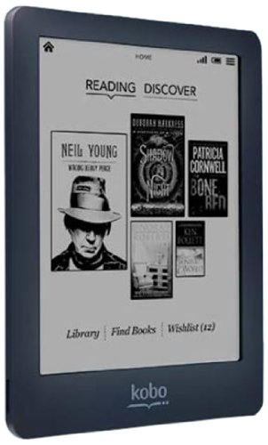 Kobo Glo Digital Text Reader