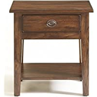 Broyhill Attic Heirlooms Night Stand, Brown