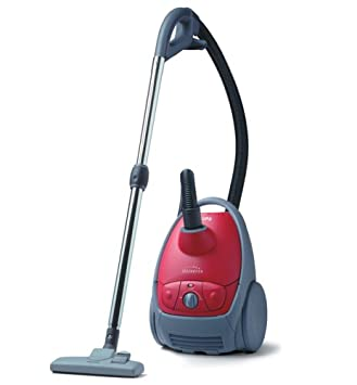 Verbazingwekkend Philips FC9006 Universe Cylinder Vacuum Cleaner Soft Red: Amazon KG-49