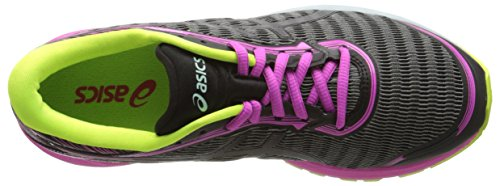 Running Yellow Dynaflyte Safety Black ASICS Pink Glow Women's Shoe TgqgwRHE