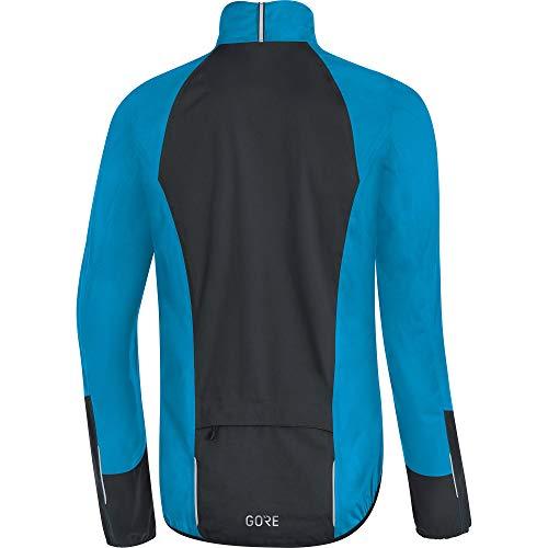 Dynamic Azul Impermeable Para Tex Negro Gore Ciclismo Cyan Jacket 8Uw4z