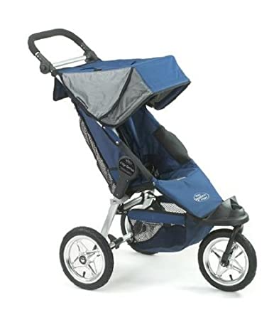 Amazon Com Baby Jogger City Series Single 12 Navy Discontinued