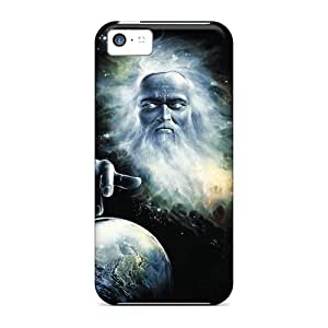 New ChrisArnold Super Strong Godlike Cases Covers For Iphone 5c