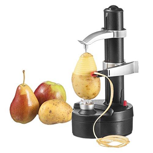 ELEOPTION Multifunction Stainless Steel Electric Fruit Ap...