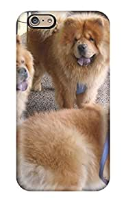 Donald Dickson Premium Protective Hard Case For Iphone 6- Nice Design - Chow Chow Dog Sending Free Screen Protector
