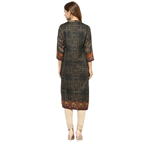 Lagi Kurtis Ethnic Women Kurta Kurti Tunic Digital Print Top Dress Casual Wear New Launch by by Lagi (Image #2)
