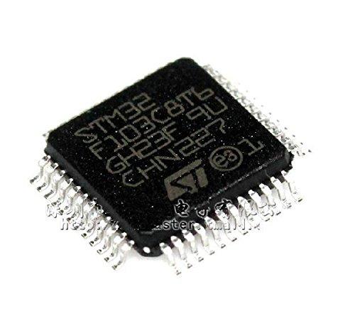 Exiron 2PCS MCU ARM IC ST LQFP-48 STM32F103C8T6 STM32F103C8T6TR NEW