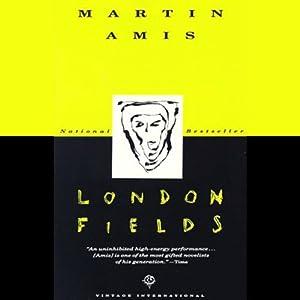 London Fields Audiobook