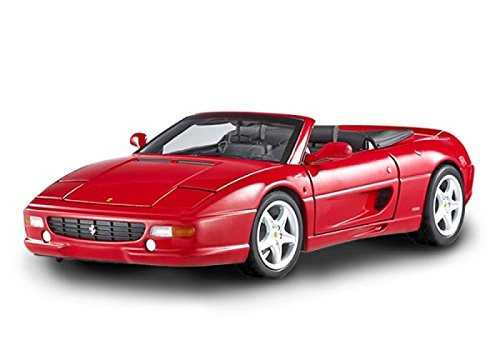 Hotwheels Elite 1:18 Scale Ferrari F355 Spider (Red)