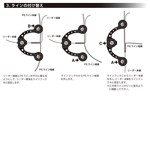 Daiichi Seiko Knot Assist 2 0 for FG Knot Braided Line to