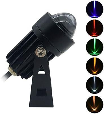 ZHUOYUE Focos De Exterior COB LED Proyectores Proyector IP65 ...