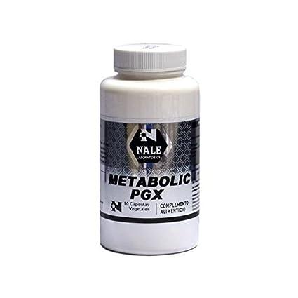 Metabolic Pgx 90 cápsulas de Nale