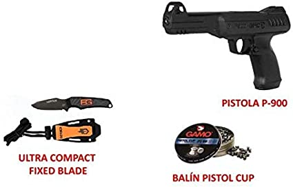 Pistola P900 4.5mm - Pack Primavera
