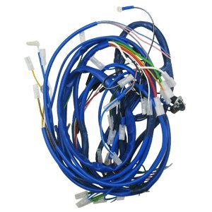 41ThiLTu%2BzL amazon com c9nn14a103c ford tractor parts wiring harness, front wiring harness kits for 6600 ford tractor at bayanpartner.co