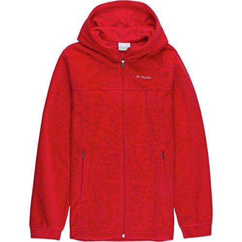 Boys Hooded Fleece Jacket - 4