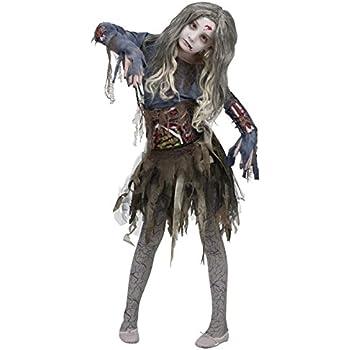 halloween costume contest winners announced source amazon com punk zombie kids costume toys games