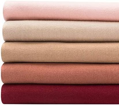 Pigebu Pijamas de algodón Gruesa Alineada Negra DIY Materiales ...