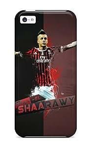 DanMarin Premium Protective Hard Case For Iphone 5c- Nice Design - 2013 Ac Milan Stephan El Shaarawy