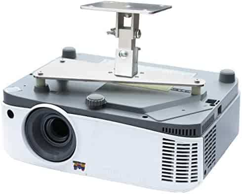 Projector Ceiling Mount for Dell 1410X 1450 1510X 1609WX 1610HD 1800MP 2100MP