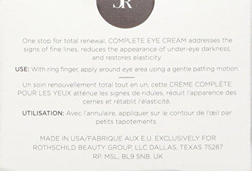 Colleen Rothschild Beauty Complete Eye Cream, 0.50 Ounce