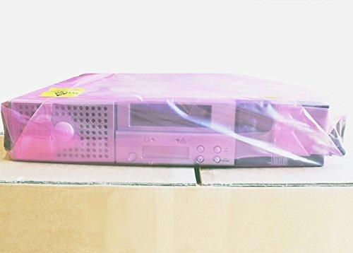 UH301 Genuine OEM Dell RMU PowerVault 124T (LTO format, LTO3 TBU included) 2x 8 Slot (16 Slots) Autoloader Kit 2U PV124T + Rack Rail Versarail Straight 2U + Magazine Blank EC-LLAAA-EG